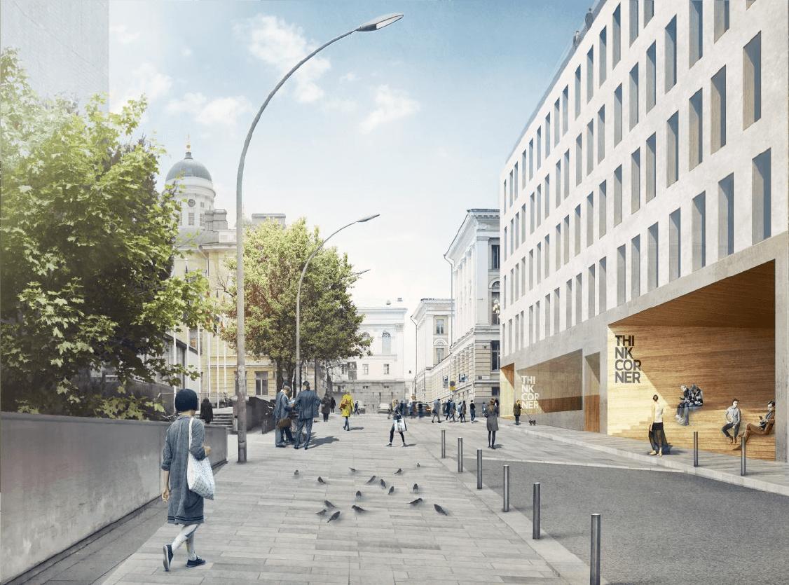 Helsinki University 540x400