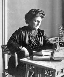 Dr. Maria Montessori, Source: WikiCommons
