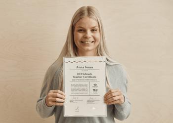 Teacher Certificate professional development-350x250