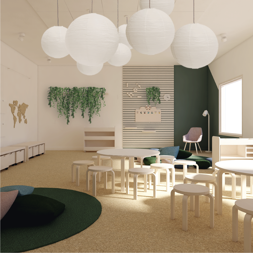 HEI Learning Center Space design 400x400