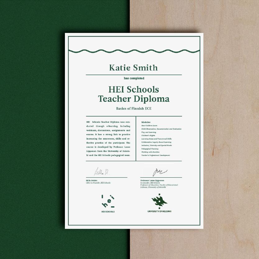 HEI certificate diploma 400x400