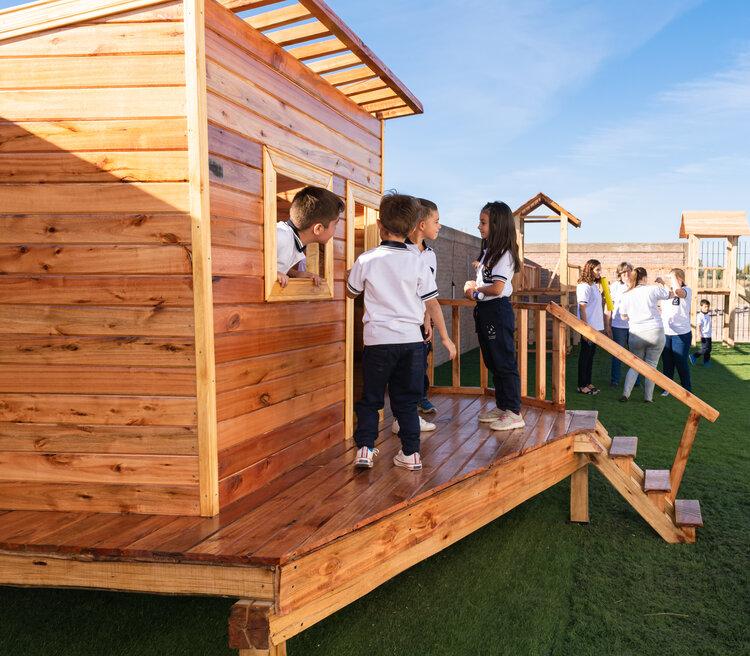 HEI Schools San Rafael, Argentina