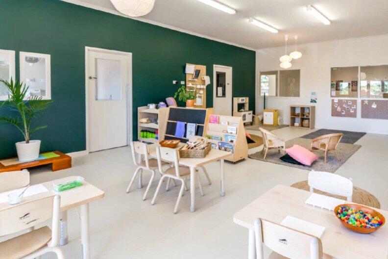 HEI Base in HEI Schools Lara, Australia.