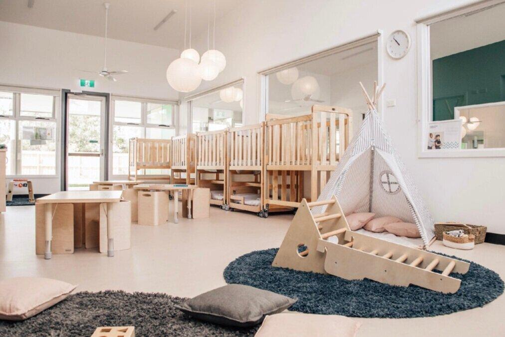 HEI Nest in HEI Schools Lara, Australia.