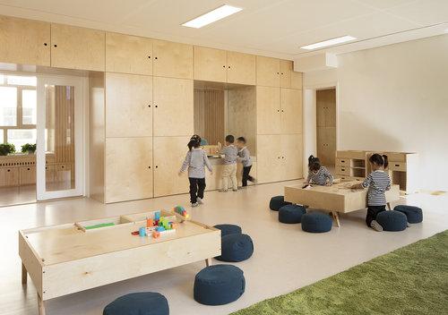HEI Schools Baotou, China