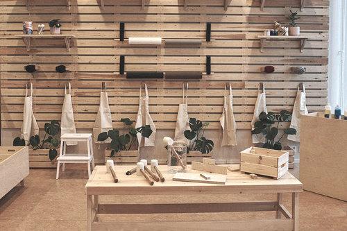 HEI Schools Workshop space, Helsinki, Finland