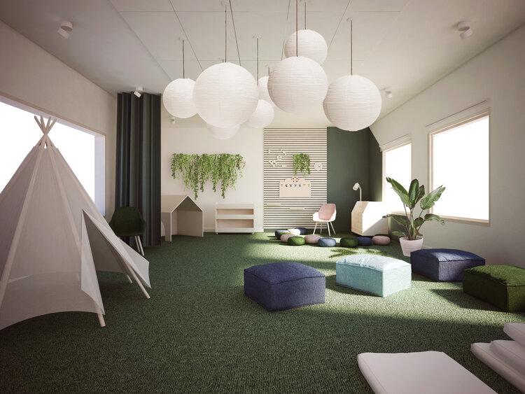HEI Room - Field