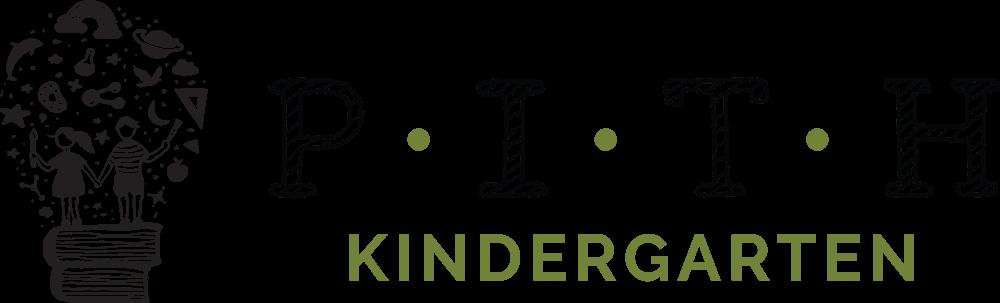 P.I.T.H Kindergarten logo